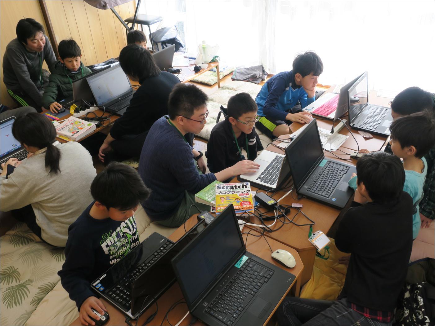 CoderDojo市川20170225
