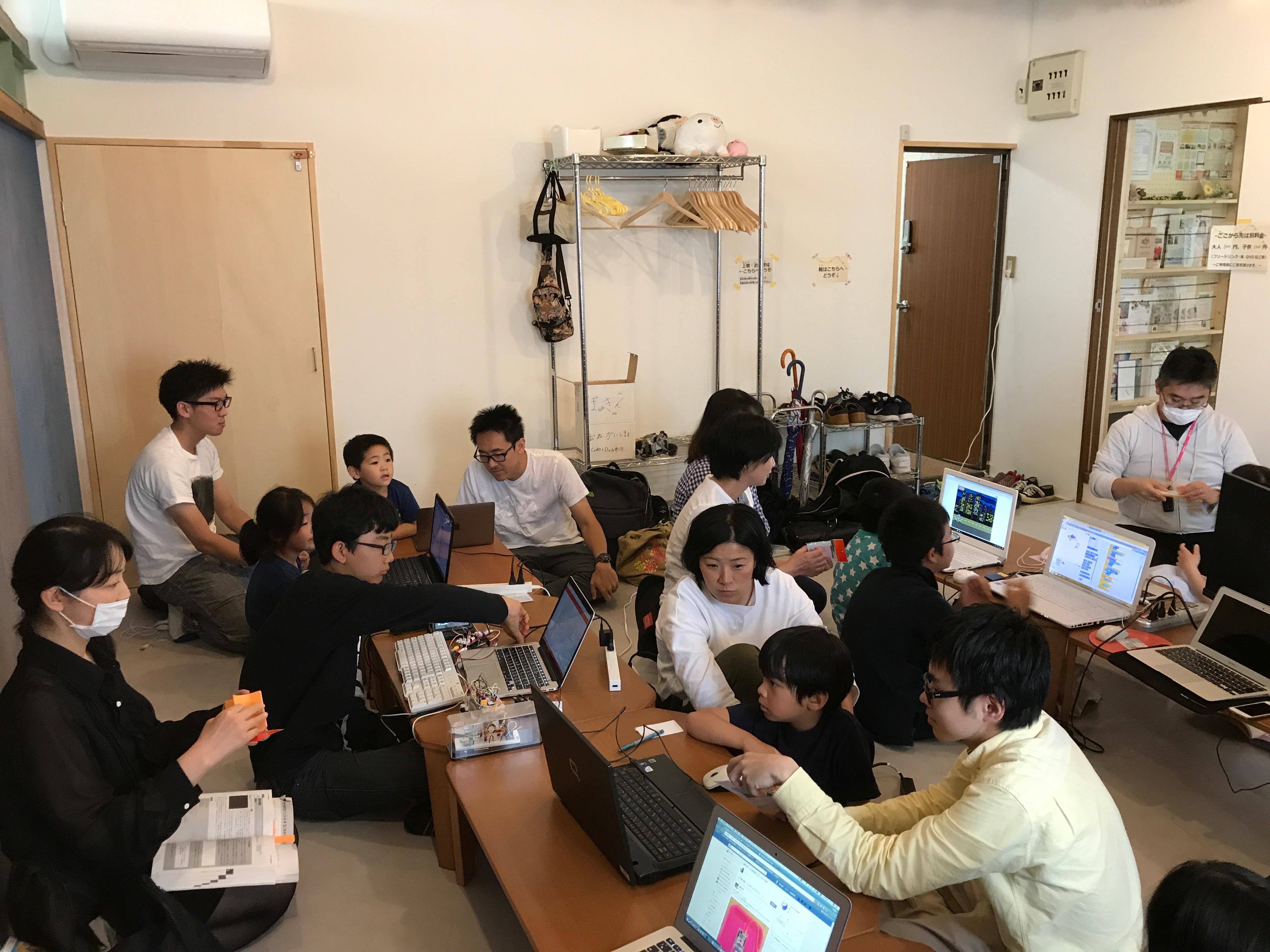 CoderDojo市川20170528