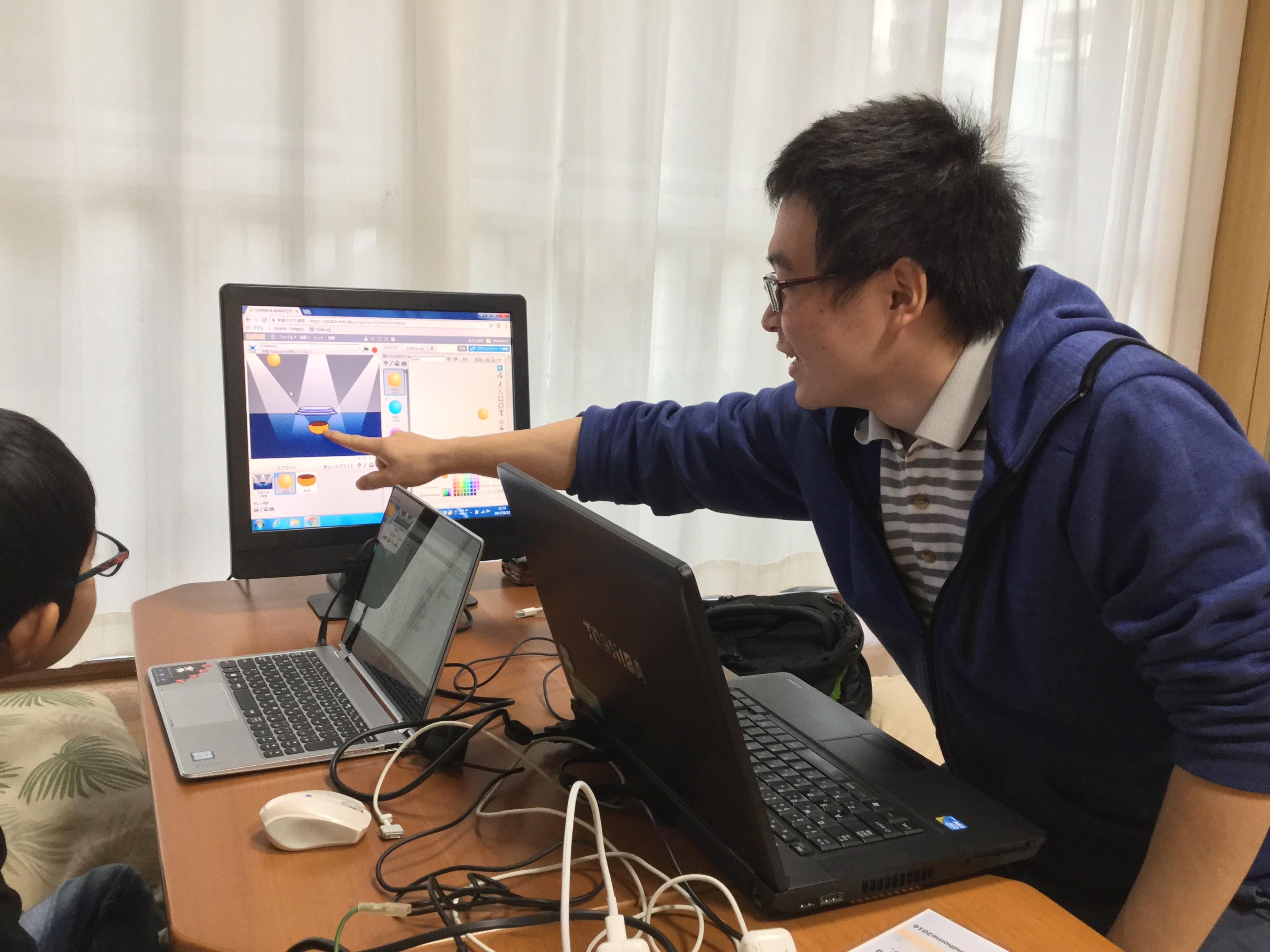 CoderDojo市川20171022