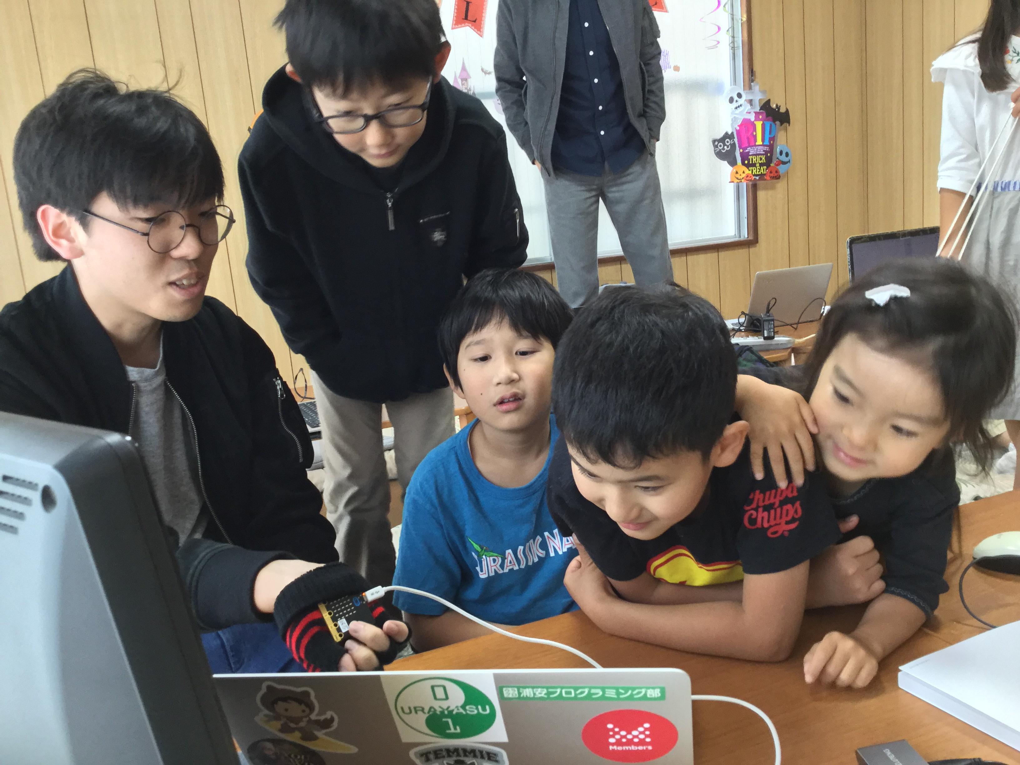 CoderDojo市川20181028