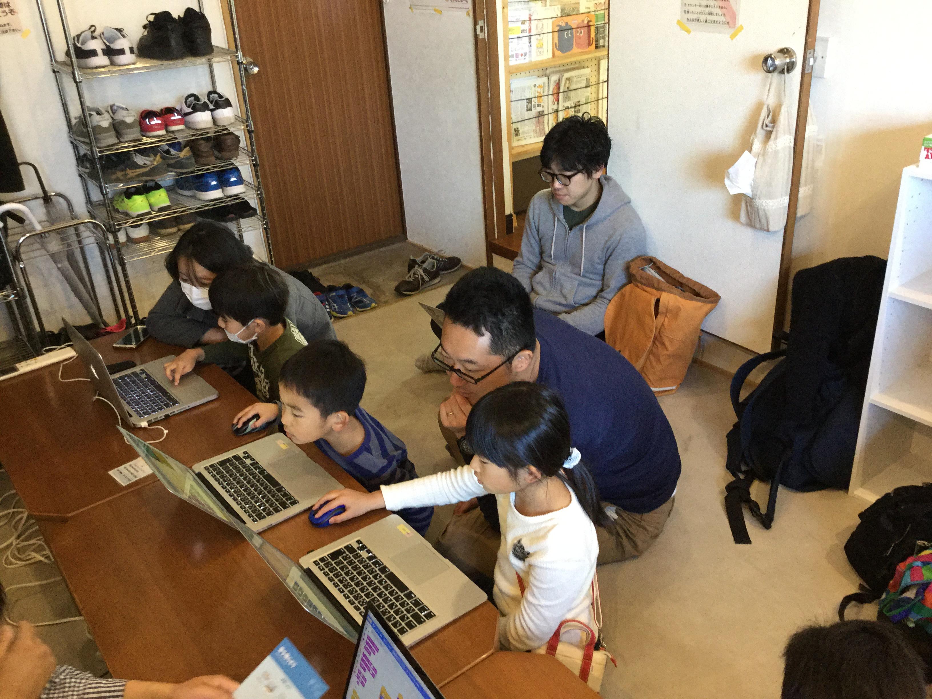 CoderDojo市川20190324